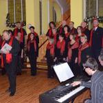 Vánoční vystoupení v DSS Milíčeves, 2016