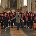 sobotní koncert v kostelíku sv. Prokopa v Orlíku n. Vltavou