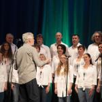 zasvěcené vedení sboru Vítězslavem Čapkem